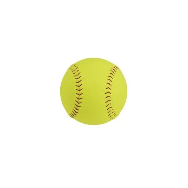 【代引き・同梱不可】メモリアルサインボール ソフトボール BB78-28