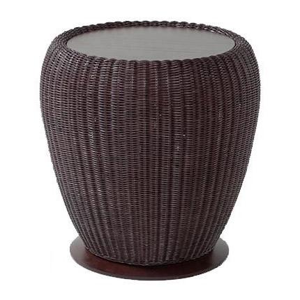 【代引き・同梱不可】Ever Graceエバーグレース ラウンドテーブル(約50丸×高50cm) EGT01