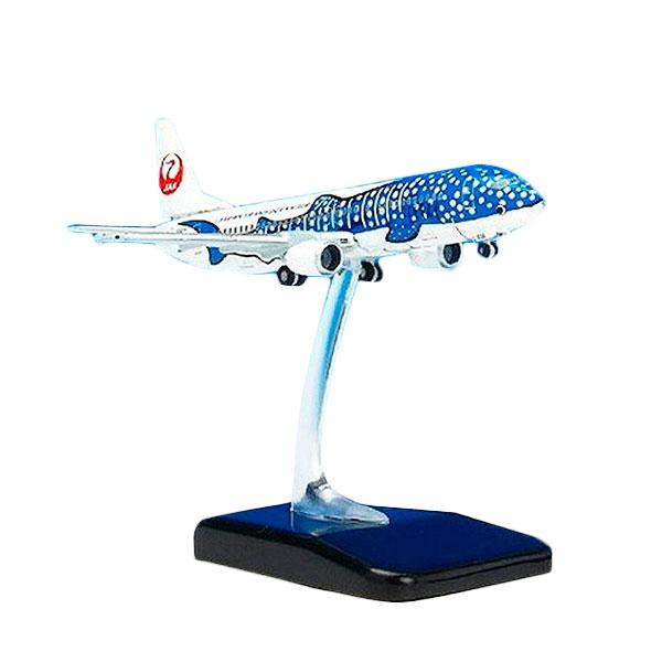 【代引き・同梱不可】JAL/日本航空 JTA 737-400 ジンベエジェット 1/500スケール BJE3022