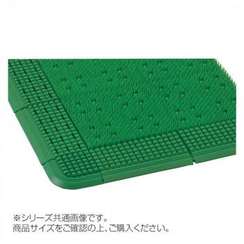 【代引き・同梱不可】アウトドアマット リリースマット 大 60×90cm 緑