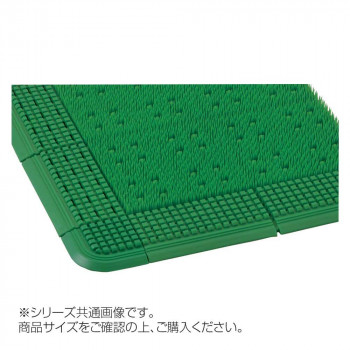 【代引き・同梱不可】アウトドアマット リリースマット 12号 90×120cm 緑