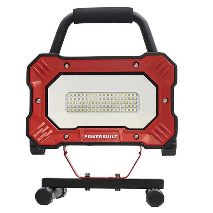【代引き・同梱不可】POWERBUILT(R) LED投光器 4000Lm EKS4000