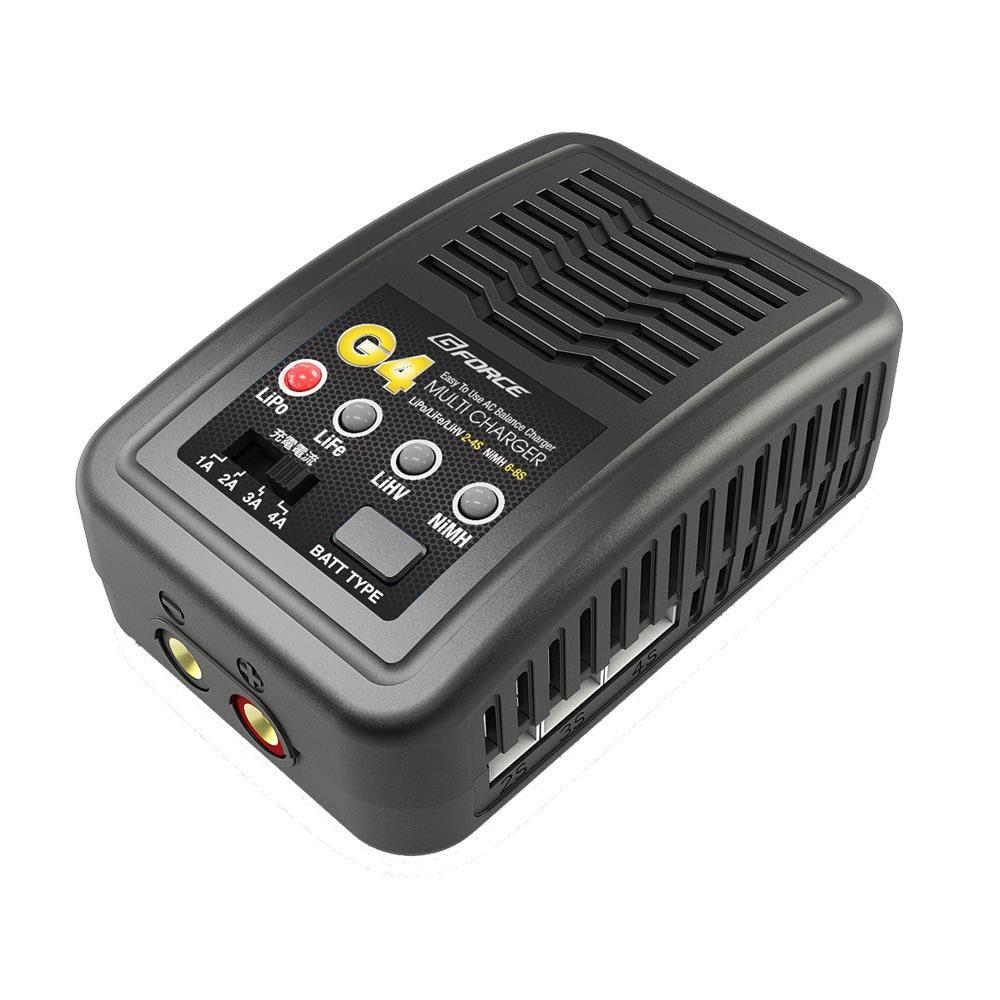 【代引き・同梱不可】G-FORCE ジーフォース G4 MULTI CHARGER G0204バッテリー 急速 充電器