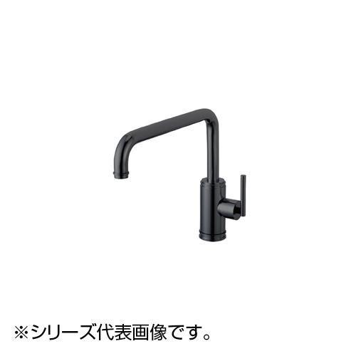 【代引き・同梱不可】SANEI シングルワンホール混合栓 K87410JK-MDP-13