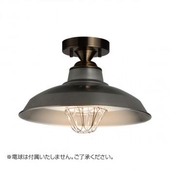 【代引き・同梱不可】シーリングライト 〆付けガードアルミ配照・CL型 (電球なし) GLF3489X