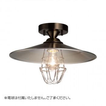 【代引き・同梱不可】シーリングライト 〆付けガードアルミP1L・CL型 (電球なし) GLF3490X