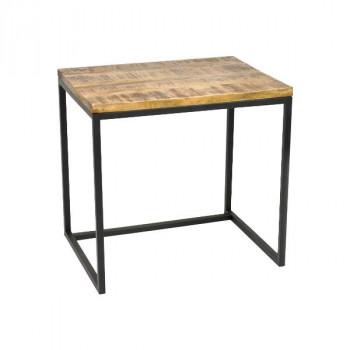 【代引き・同梱不可】RJネスティングテーブル 45x35.5x43 3p00003