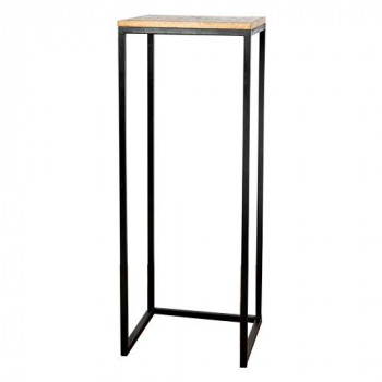 【代引き・同梱不可】RJネスティングトールテーブル 40x40xH105 3p00021