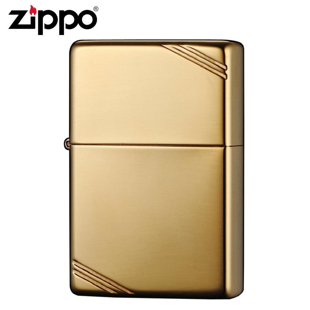 【代引き・同梱不可】ZIPPO(ジッポー) オイルライター 270 ブラスポリッシュ
