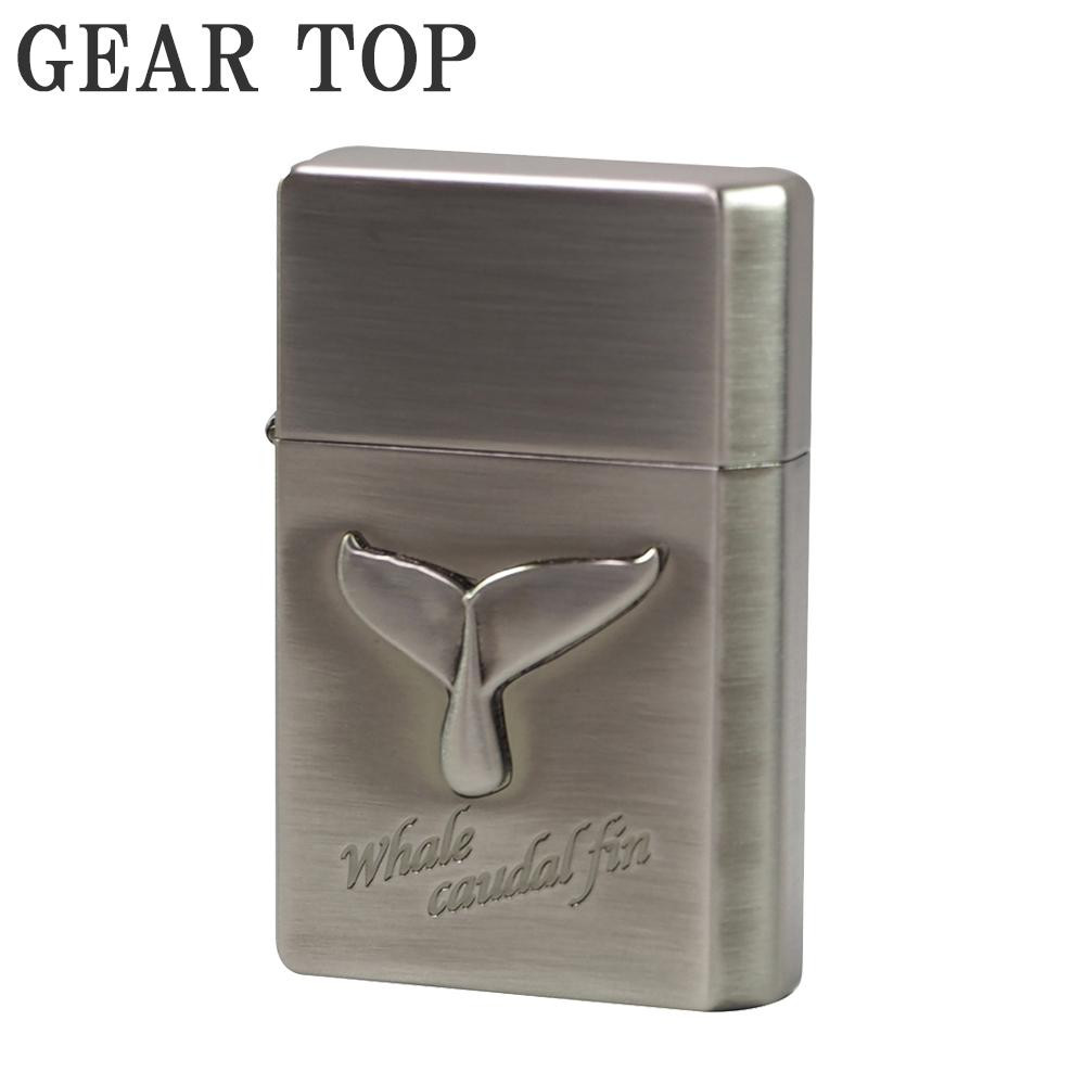 【代引き・同梱不可】GEAR TOP オイルライター GT2-005 ホエールNB