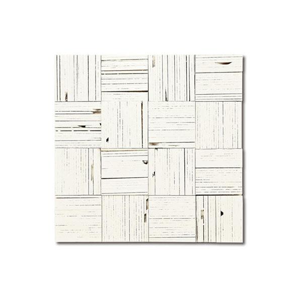 【代引き・同梱不可】ユーパワー プラデック ウッド クラフト ホワイト パイン2 PL-13514