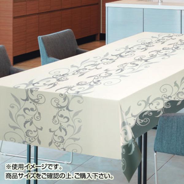 【代引き・同梱不可】富双合成 テーブルクロス シルキークロス 約130cm幅×15m巻 SLK15