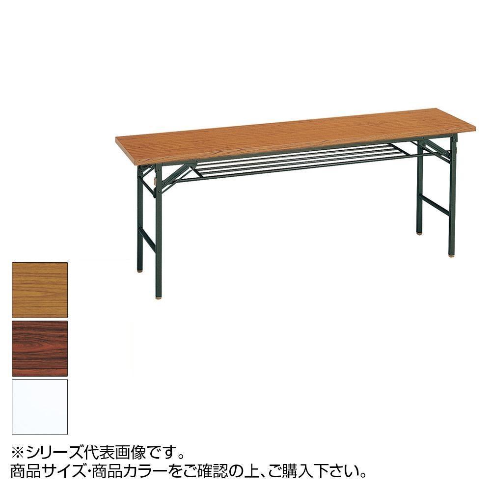 【代引き・同梱不可】トーカイスクリーン 折り畳みテーブル T-205