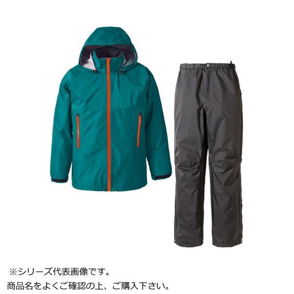 【代引き・同梱不可】GORE・TEX ゴアテックス レインスーツ メンズ アクア L SR136M