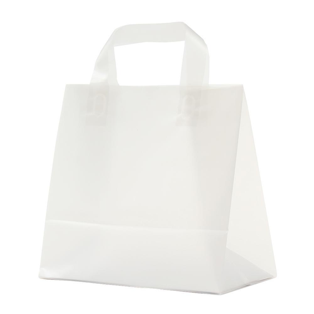 【代引き・同梱不可】パックタケヤマ ポリ袋 クレールバッグ 26 無地 10枚×30束 XZV01094
