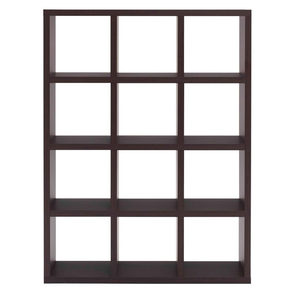 【代引き・同梱不可】フナモコ FREEDOM フリーダム 両面シェルフ レベッカオーク RSR-430飾り棚 ラック 棚