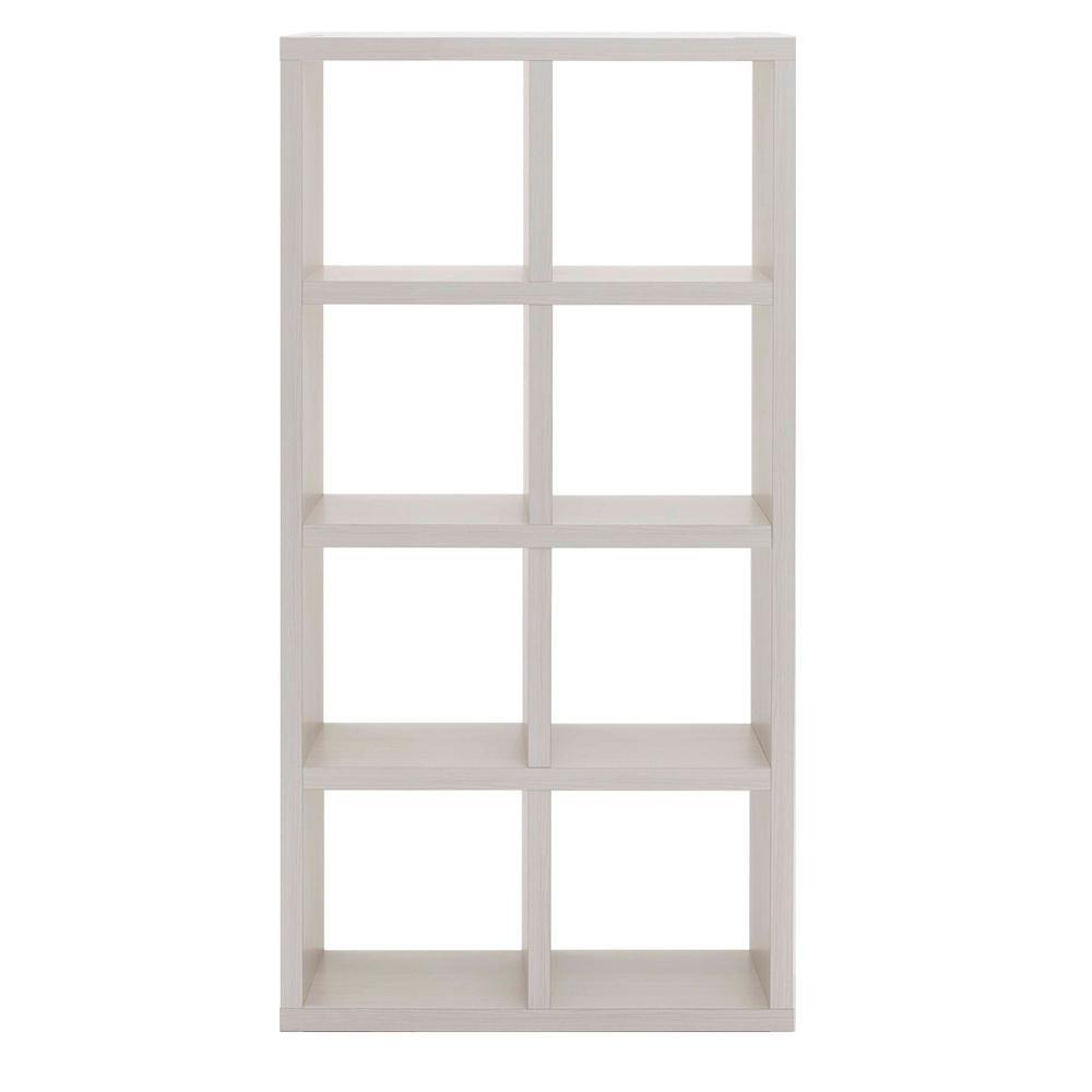 【代引き・同梱不可】フナモコ FREEDOM フリーダム 両面シェルフ ホワイトウッド RSS-420棚 飾り棚 マルチラック