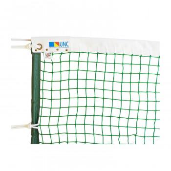 【代引き・同梱不可】鵜沢ネット 硬式テニスネット(テクノーラ) グリーン 220dt/120本 11659:DECO MAISON