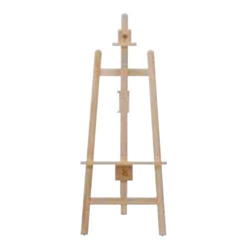 【代引き・同梱不可】ARTE(アルテ) 木製イーゼル G ナチュラル EA-H120N