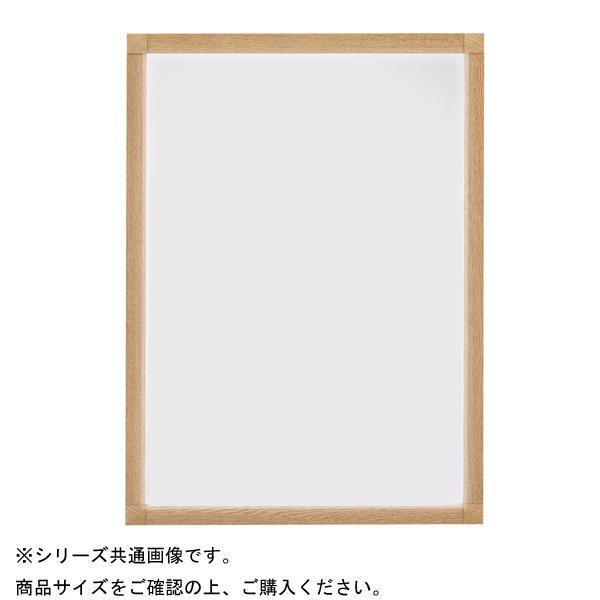 【代引き・同梱不可】PosterGrip(R) ポスターグリップ PGライトLEDスリム32Sモデル A1 スタンド仕様 木目調けやき色