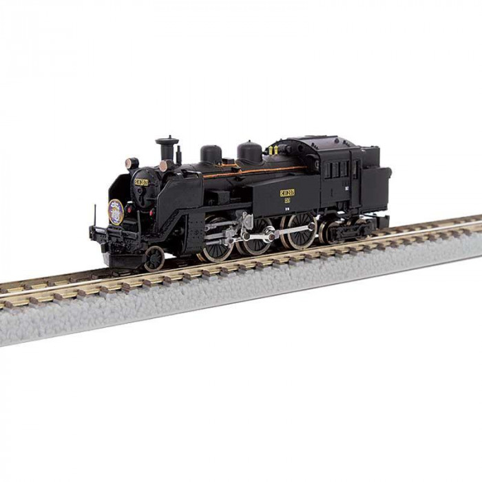【代引き・同梱不可】C11形蒸気機関車 207号機 東武鉄道 SL「大樹」タイプ T019-5