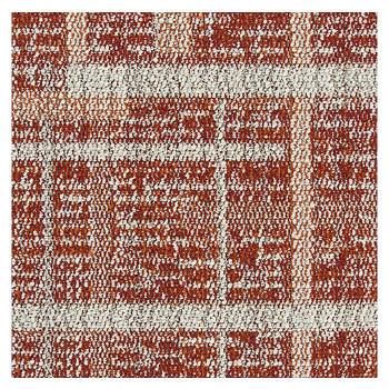 【代引き・同梱不可】川島織物セルコン ユニットラグ ファインクラップ 6枚入り UR1933 OL