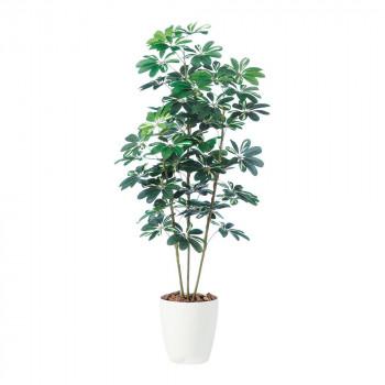 【代引き・同梱不可】東北花材 TOKA 人工樹木 シェフレラ 98892
