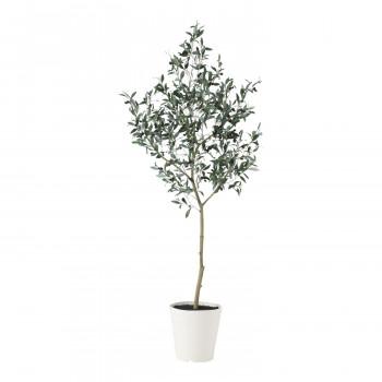 【代引き・同梱不可】東北花材 TOKA 人工樹木 ブラックオリーブ FST 91626