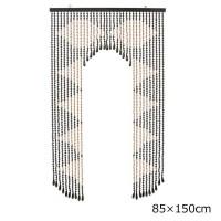 【代引き・同梱不可】ヒョウトク そろばん珠のれん W85×H150cm AS-150