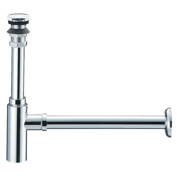 【代引き・同梱不可】三栄水栓 SANEI アフレナシボトルトラップ H7610-25