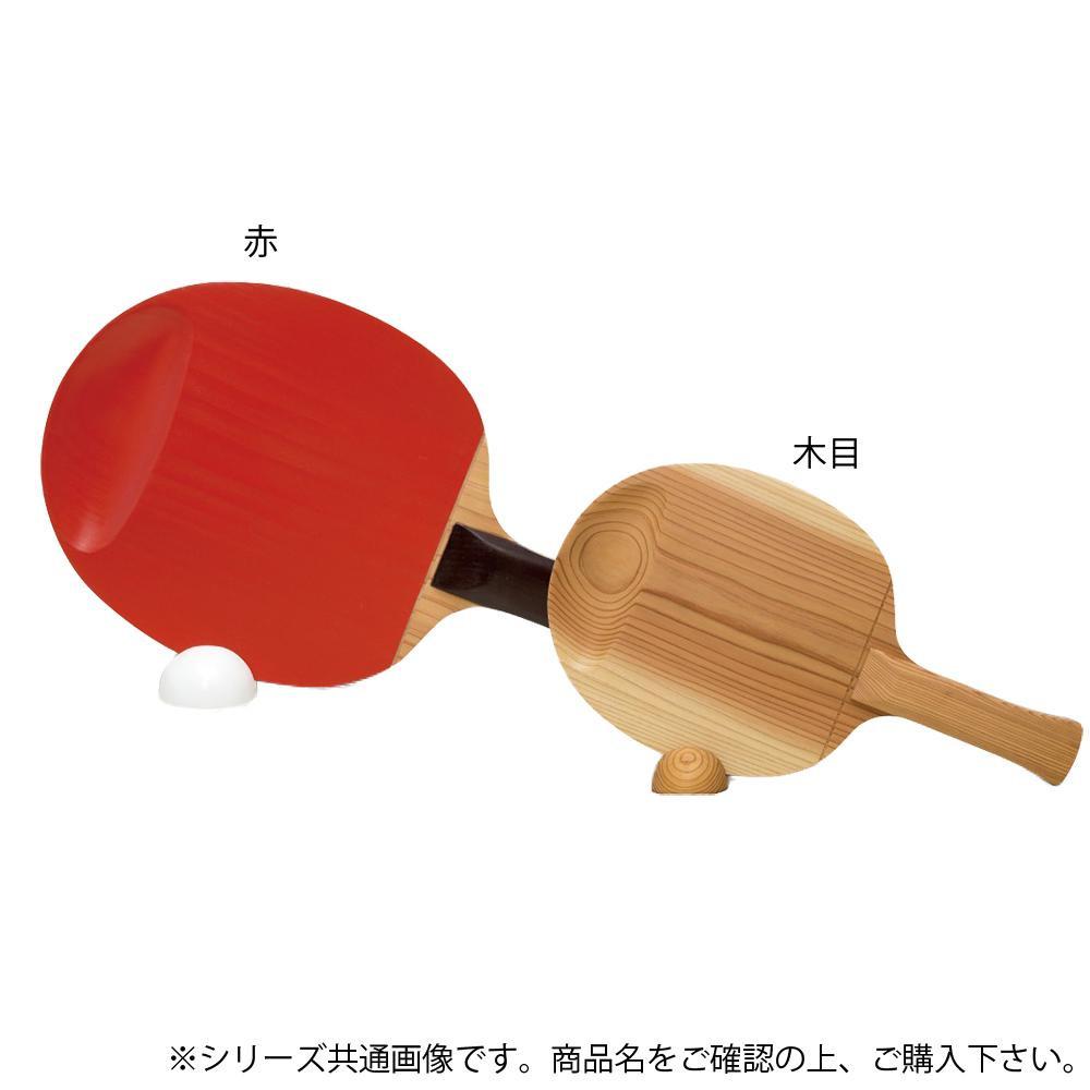 【代引き・同梱不可】ビッグウエディングスプーン 趣味のシリーズ 卓球ラケット型スプーン 赤 飾り台付