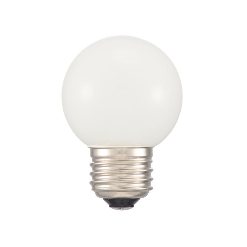 DECO MAISON デコメゾンは SHOP OF THE MONTH 2019年12月 月間MVP受賞 レビュー投稿で次回使えるお得なクーポンプレゼント 代引き LEDミニボール球装飾用 G50 13 2020モデル LDG1L-G 78lm OHM 1.4W 年中無休 E26 同梱不可 電球色