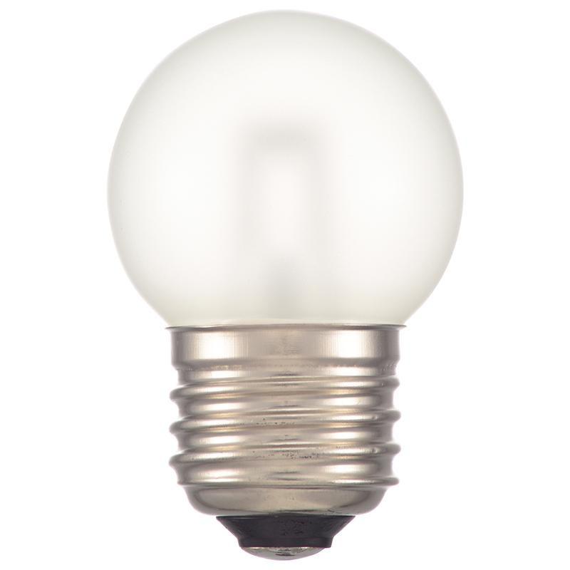DECO 定価 MAISON デコメゾンは SHOP OF THE MONTH 2019年12月 月間MVP受賞 レビュー投稿で次回使えるお得なクーポンプレゼント 代引き 1.4W フロスト電球色 E26 62lm 同梱不可 LEDミニボール球装飾用 OHM G40 LDG1L-H 有名な 13F
