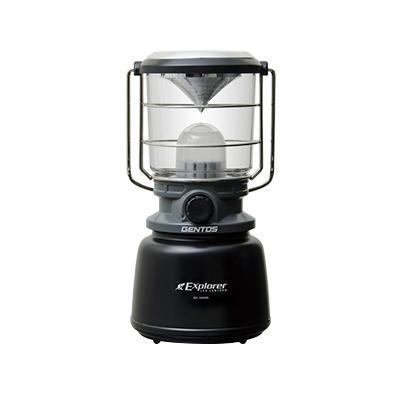 【代引き・同梱不可】GENTOS Explorerシリーズ LEDランタン EX-1300D