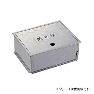 【代引き・同梱不可】三栄 SANEI 散水栓ボックス(床面用) R81-4-190X235
