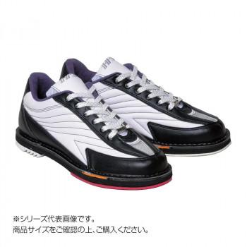 【代引き・同梱不可】ボウリングシューズ リパップエクストラ ホワイト/ブラック 22.5cm