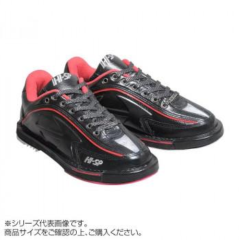 【代引き・同梱不可】ボウリングシューズ リパップSTL(ストリームライン) ブラック 23.5cm
