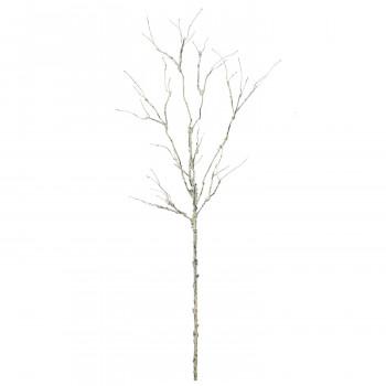 【代引き・同梱不可】アーティフィシャルフラワー ホワイトブランチ ホワイト 12本セット Z0117 アレンジメント