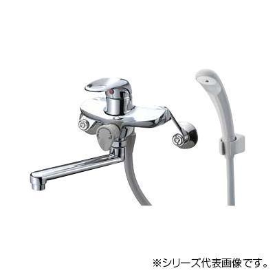 【代引き・同梱不可】三栄 SANEI シングルシャワー混合栓 寒冷地用 SK1710K-13