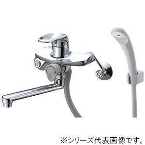 【代引き・同梱不可】三栄 SANEI シングルシャワー混合栓 SK1710-13