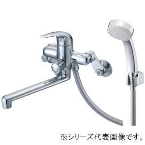 【代引き・同梱不可】三栄 SANEI U-MIX シングルシャワー混合栓 SK170S9-13