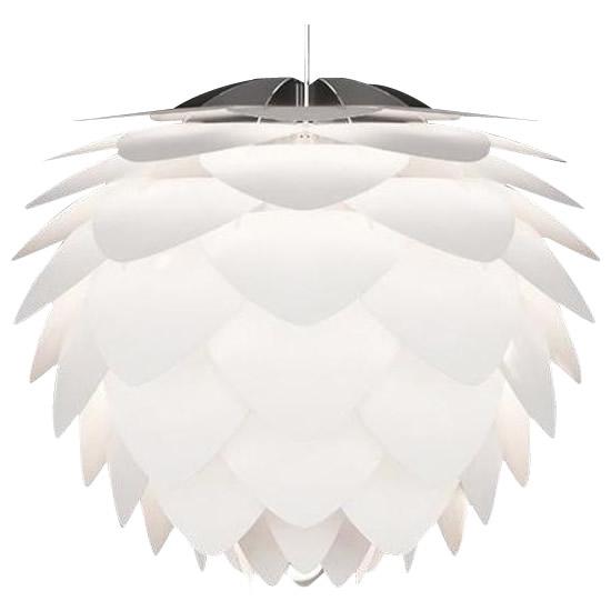 【代引き・同梱不可】ELUX(エルックス) VITA(ヴィータ) SILVIA ペンダントランプ 1灯照明 電気 ホワイト
