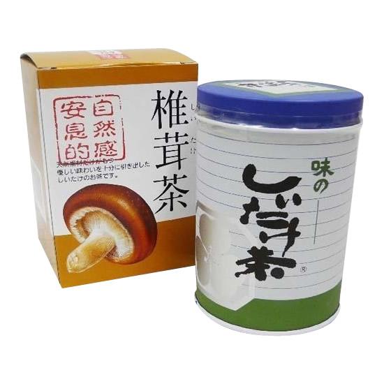 【代引き・同梱不可】マン・ネン しいたけ茶(カートン) 80g×60個セット 0001011