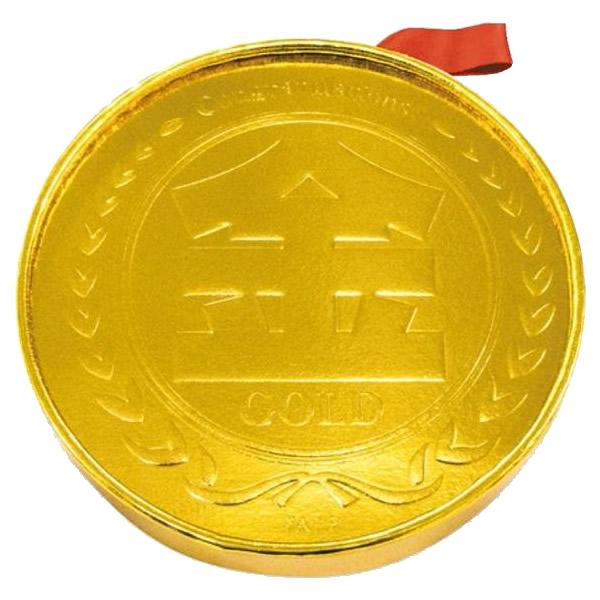 【代引き・同梱不可】金メダルティッシュ100個 7193優勝 景品 ネタ