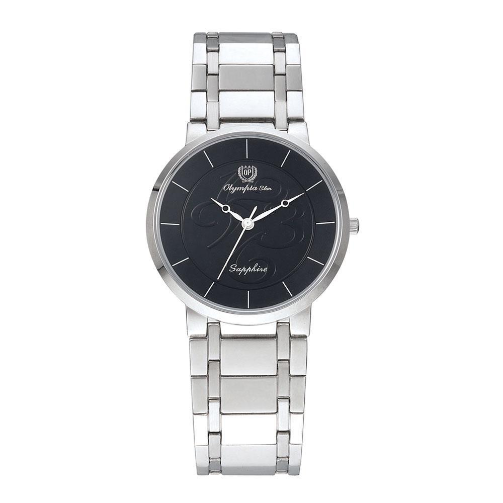 【代引き・同梱不可】OLYMPIA STAR(オリンピア スター) メンズ 腕時計 OP-58037MS-1