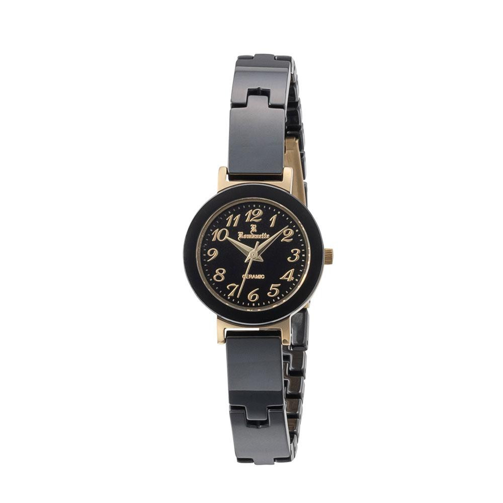 【代引き・同梱不可】ROMANETTE(ロマネッティ) レディース 腕時計 RE-3531L-01