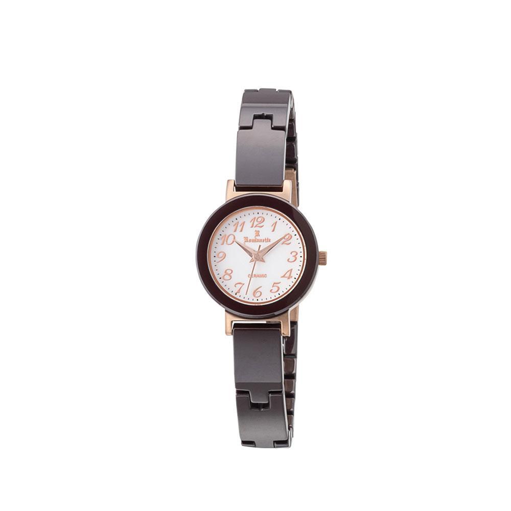 【代引き・同梱不可】ROMANETTE(ロマネッティ) レディース 腕時計 RE-3531L-02