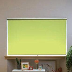 【代引き・同梱不可】タチカワ TIORIOティオリオ ロールスクリーン無地ウォッシャブル180×180cmロールカーテン 洗える 目隠し