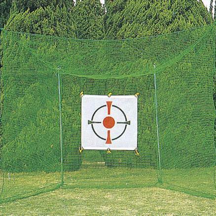【代引き・同梱不可】ホームゴルフネットサービス型セット自宅 ゴルフ練習ネット 組立式
