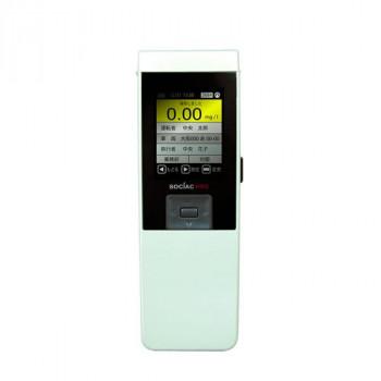 【代引き・同梱不可】アルコール検知器ソシアックPRO(データ管理型) SC-302飲酒 業務用 小型